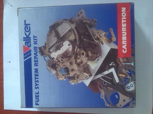 kit  carburador chevrolet motor 250 rochester 2b (987)(10866