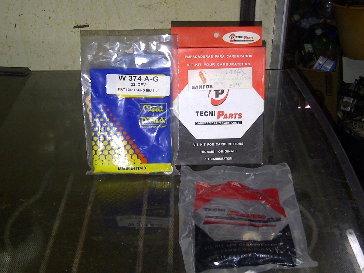 Meat /& Doria W374 Kit de carburador