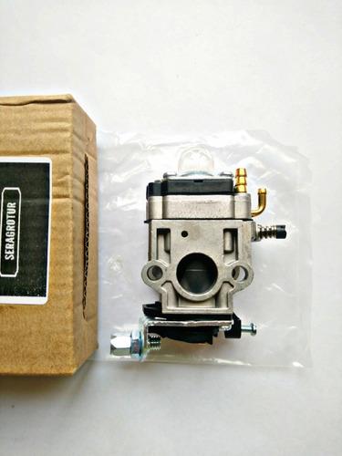 kit carburador toyama 43 desmalezadora guadaña 43cc 52c 5200