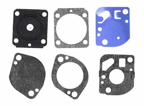 kit carburador zama stihl 4180-007-1060 14653