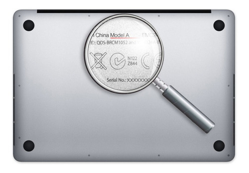 kit carcasa case premium 5 en 1 macbook air pro retina touch