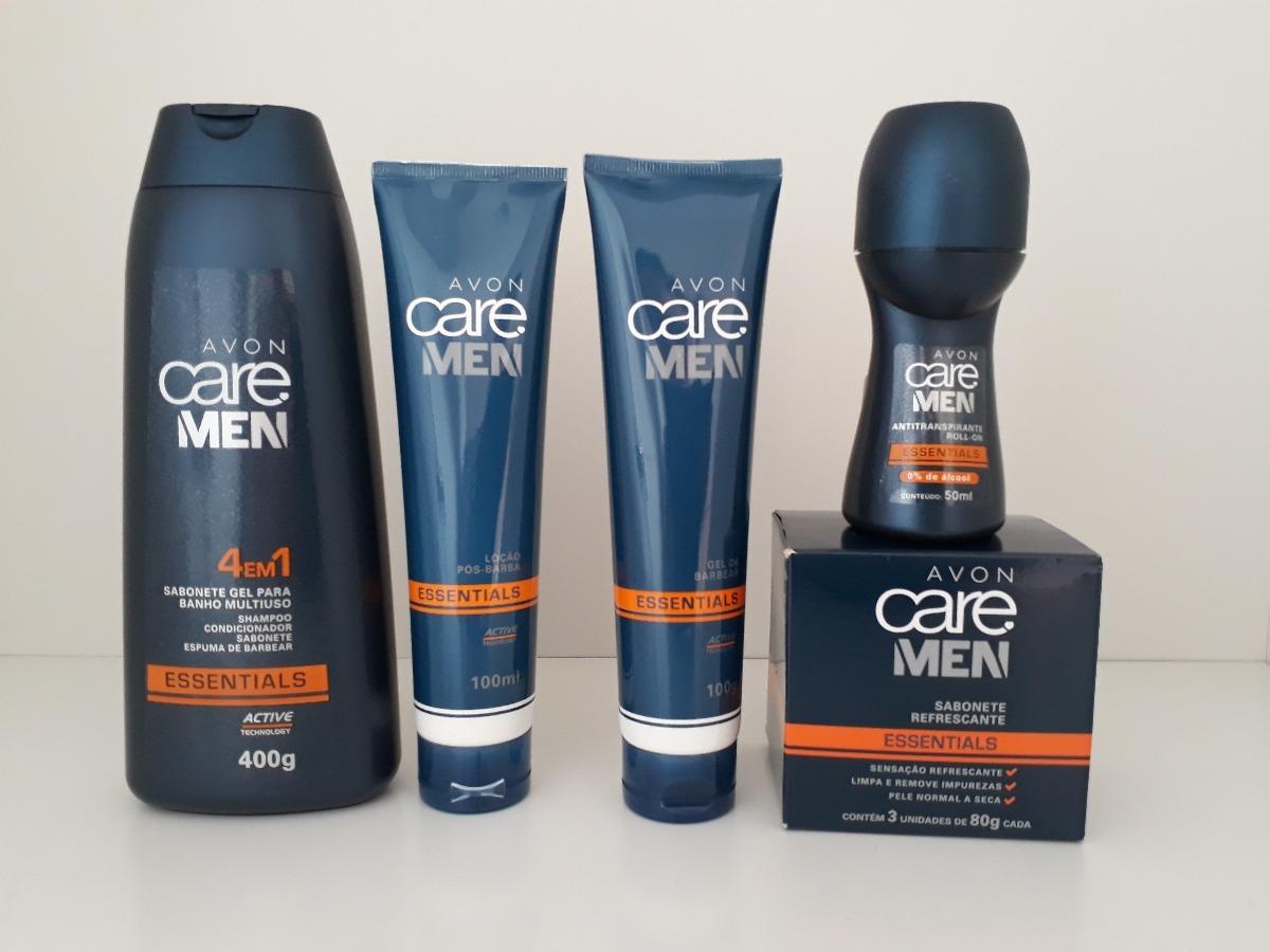 Kit Care Men Avon Comprefácil R 6000 Em Mercado Livre
