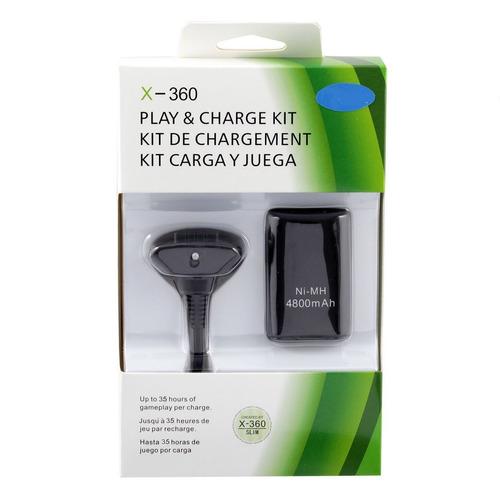kit carga y juega para control 360 colores envio incluido