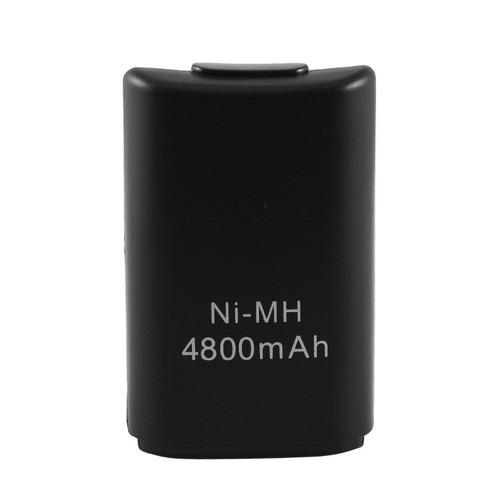 kit carga y juega para control 360 negro y blanco