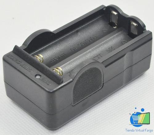 kit cargador baterías mah