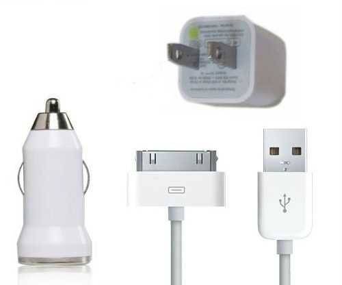 kit cargador para ipod/iphone/ipad op4