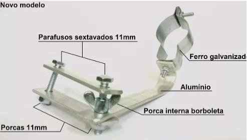 kit carona 70w 61w banda ku parabolica lnbf antena lnb