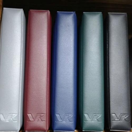 kit carpeta para monedas vk nro 2 + 10 hojas para monedas