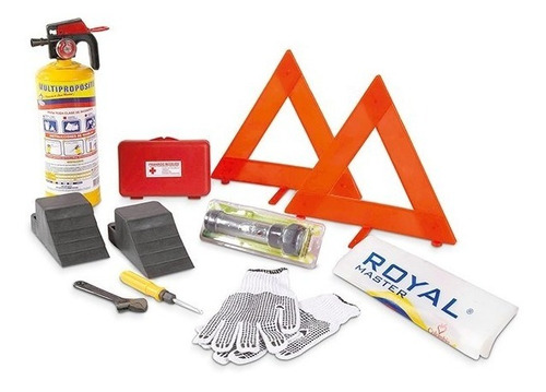 kit carretera 9034 básico 10 componentes