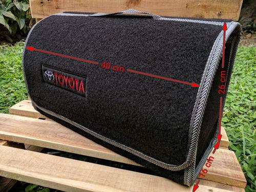 kit carretera carro equipo el más completo maletin alfombra
