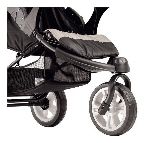 kit carrinho bebê fox kiddo com bebê conforto