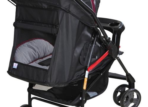 kit carrinho bebê galzerano milano com bebê conforto cocoon