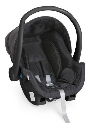 kit carrinho cross trail 3 rodas galzerano + bebê conforto + base + brinde