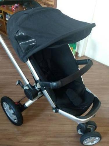 kit carrinho de bebê quinny buzz 3 / bebê conforto