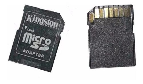 kit cartão de memoria sdxc sdhc 64gb 32gb 8gb c/ adaptador