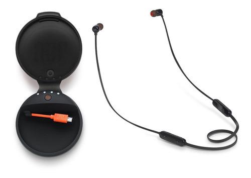 kit case carregador jbl + fone de ouvido bluetooth t110bt