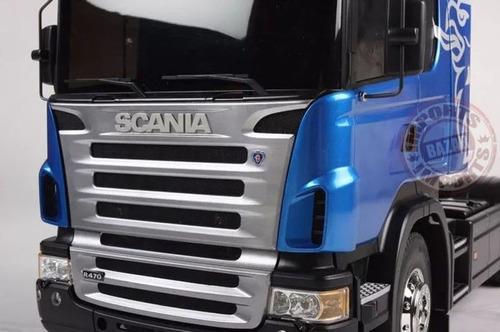 kit cavalo scania r470 highline tractor truck tamiya 1:14