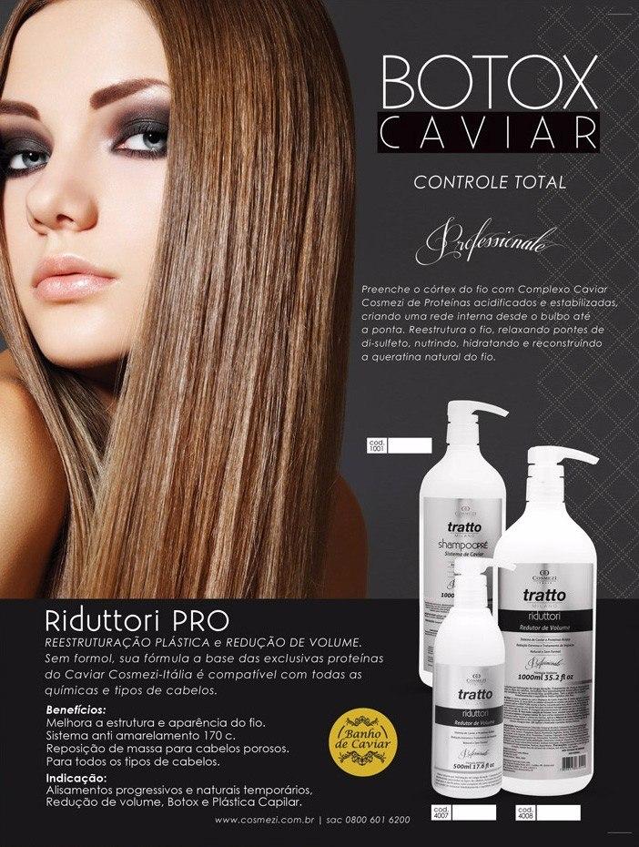 ab5d241e5 Kit Caviar Mega Hair - Naturalidade + Durabilidade