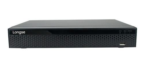 kit cctv camaras de seguridad xvr 1080hd 4 ch + 4 2mp longse