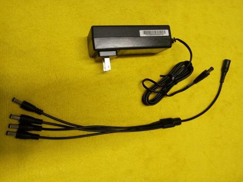 kit cctv videovigilancia circuito cerrado grabador 4 camaras