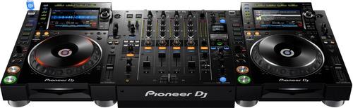 kit cdj 2000 nexus 2 pioneer + djm 900 nexus2 á vist 31.800