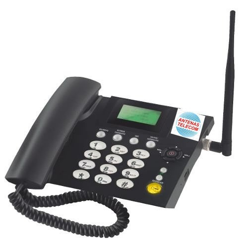 6cf4b821ec07d Kit Celular Rural Mesa E Antena Parábola 3g 4g 27dbi - R  950,00 em ...