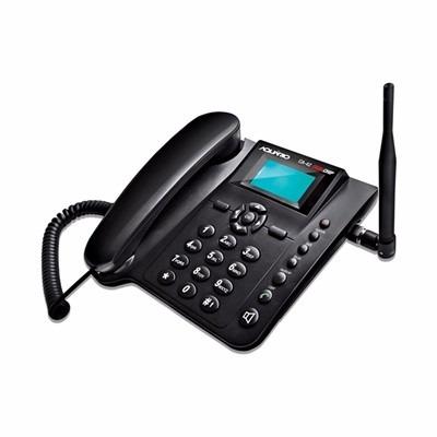 kit celular rural quadriband completo! ca042 internet frete