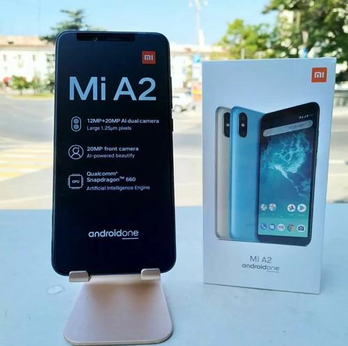 kit celular xiaomi mia2 64gb rom global + mi band 3 lacrado