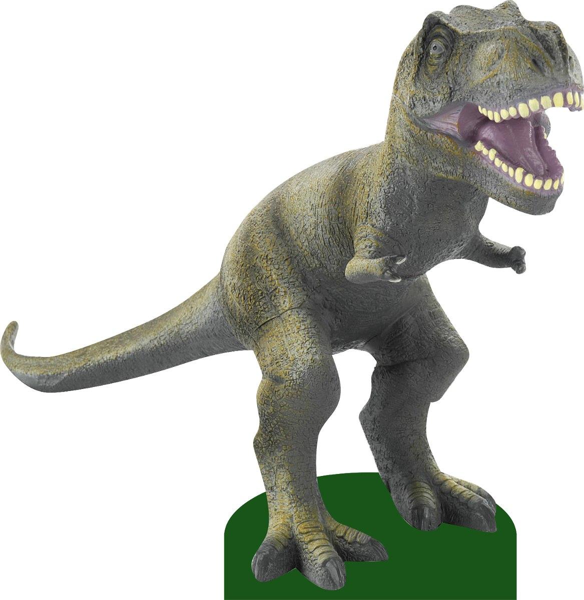 Kit Cenário Display De Chão E Mesa Dinossauros
