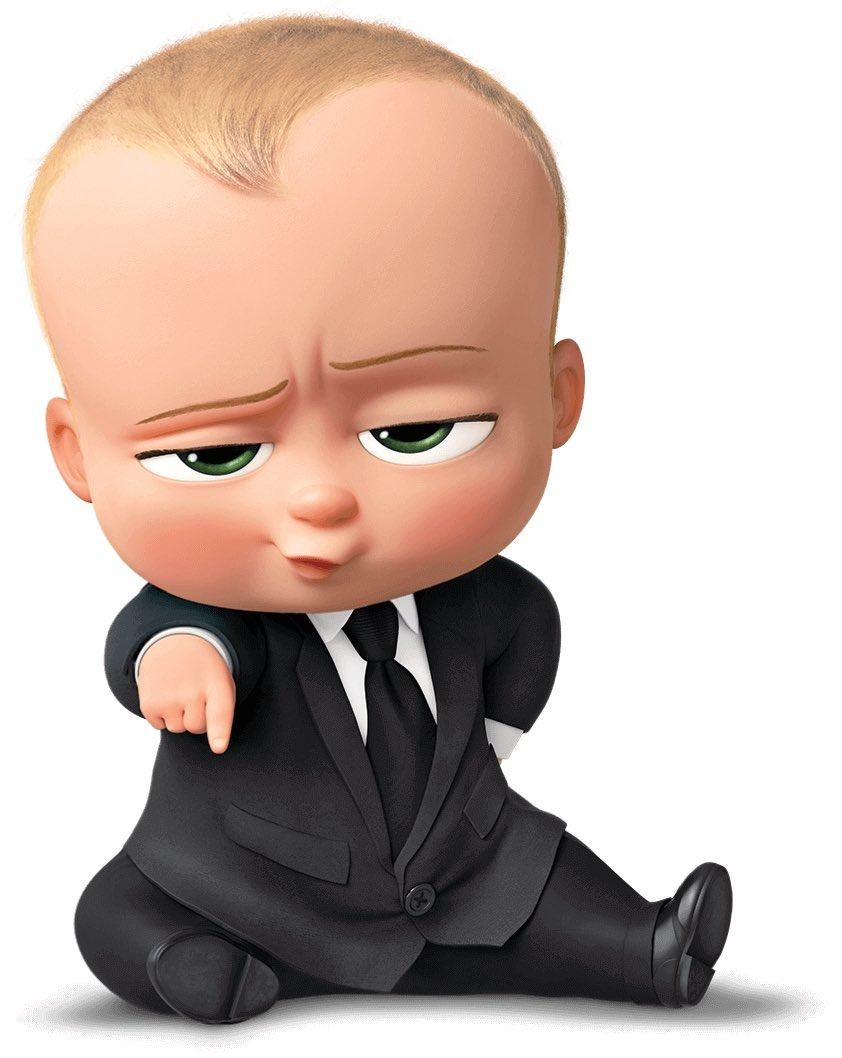 Kit cen rio o poderoso chefinho com 8 pe as r 119 90 em - Baby animation wallpaper ...