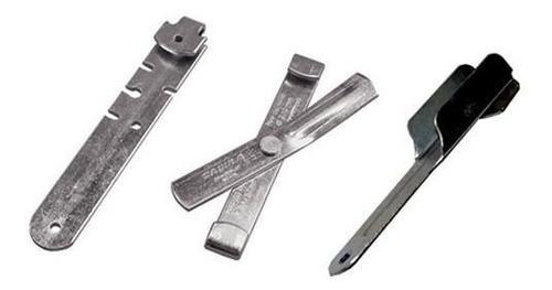 kit cerca: alicate e chave p/emendar arame + chave charrua