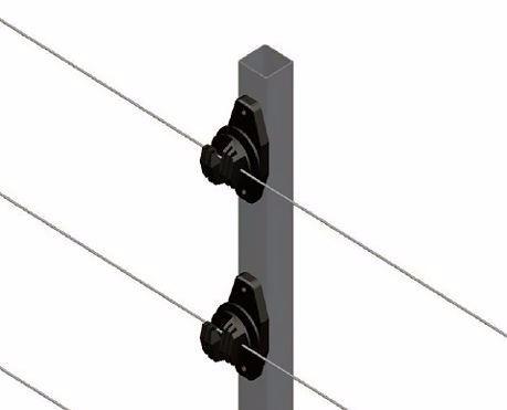 kit cerca elétrica eletr