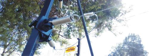 kit cerco electrico hasta 20 metros 6 hilos