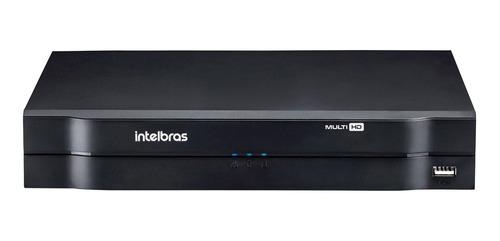 kit cftv 2 cameras segurança 1080p full hd dvr intelbras 4ch