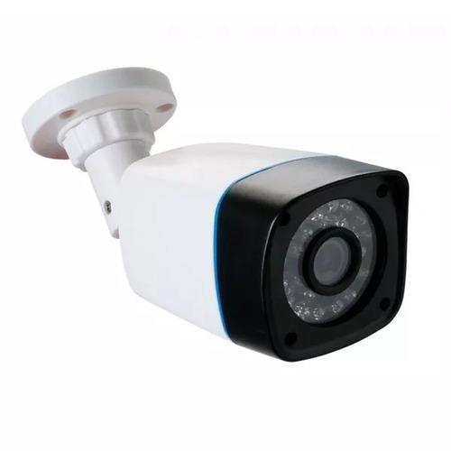 kit cftv 6 câmeras  infra ahd 1080p dvr 8 ch hd 500gb