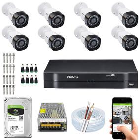 Placa Shinobi Cameras De Seguranca - Segurança para Casa no Mercado