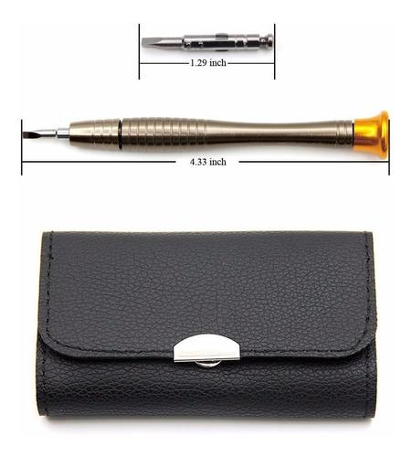 kit chave precisão reparo conserto smartphone celular tablet