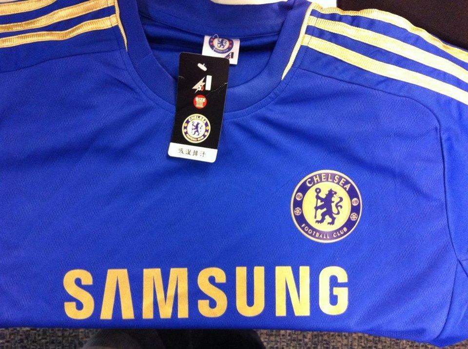 Kit Chelsea Da Inglaterra 2012 - 2013 - R  420 30f9b57716157