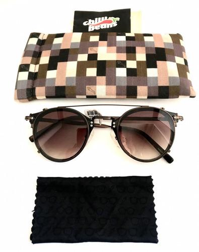 Kit Chilli Beans Óculos De Grau  Armação + Clip Solar - R  398,00 em ... d47ba80c05