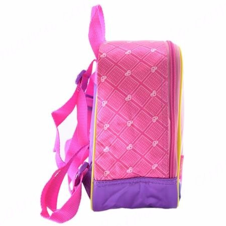 kit chiquititas mochila e lancheira térmica muito linda