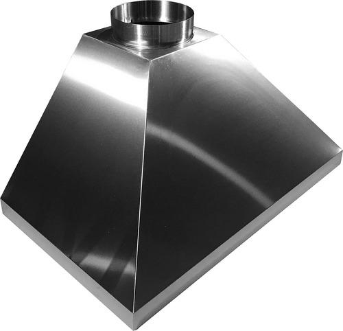 kit churrasqueira 34 - braseiro 60 + coifa 80 + kit grill