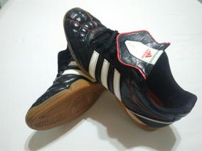 53e5b971ec Kit Chuteiras Adidas Predito + Super Sala Society + Futsal - Esportes e  Fitness no Mercado Livre Brasil