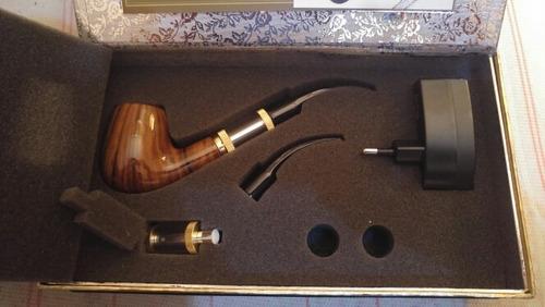kit cigarillo electrico atomizador vaporizador pipa barato