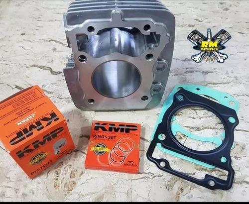 kit cilindro cg 150 170cc 4mm pistão