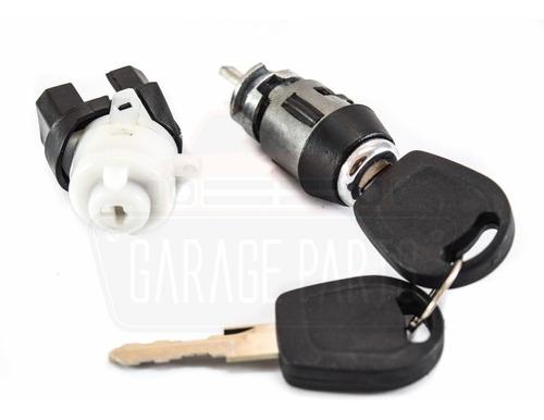 kit cilindro de ignição c/ chaves + comutador golf 94 a 98