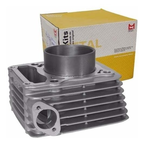 kit cilindro motor força cbx twister tornado 250 metal leve