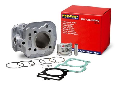 kit cilindro motor original hamp titan fan nxr 150 bros 150