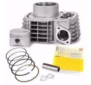 kit cilindro pistão anéis metal leve cbx 250 twister tornado