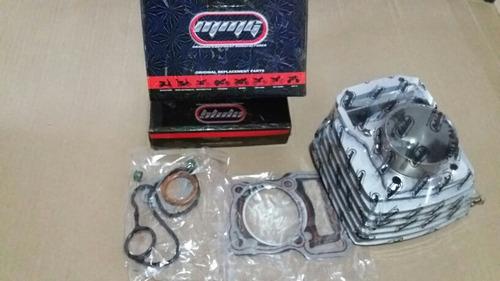 kit cilindro pistão anéis para triciclo cargo 200cc
