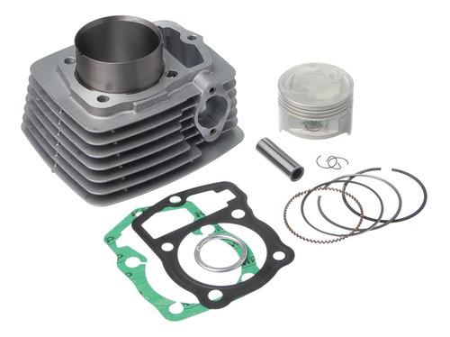 kit cilindro pistão anel junta kit-a cbx 200 xr 200 nx 200